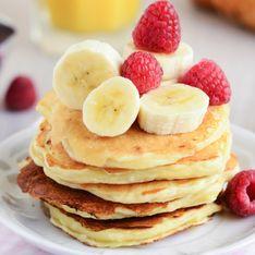 Protein-Pancakes: Die besten Rezepte fürs Power-Frühstück