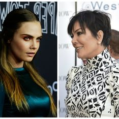 Kris Jenner nouvelle manager de Cara Delevingne ?
