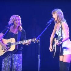 Lisa Kudrow et Taylor Swift ressuscitent le titre Tu pues le chat (Vidéo)