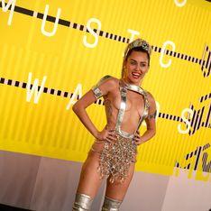Miley Cyrus quasi nue pour les MTV VMA 2015 (Photos)