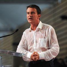 Manuel Valls fait le buzz avec sa chemise mouillée (Photos)