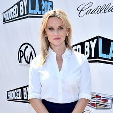 Reese Witherspoon se dévoile sans maquillage (Photo)