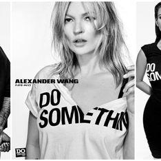Kim Kardashian, Kanye West, Kate Moss... Stars de la campagne Do Something d'Alexander Wang