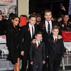 David et Victoria Beckham fêtent l'anniversaire de leur fils Romeo (Photos)