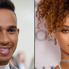 Rihanna et Lewis Hamilton en couple ? Le sportif répond