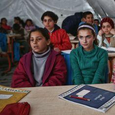 Au Moyent-Orient, 13 millions d'enfants sont privés d'école à cause des conflits