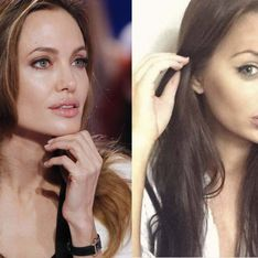 Un nouveau sosie d'Angelina Jolie enflamme la Toile (Photos)