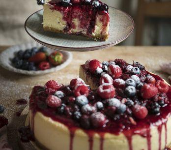 4 recetas de tarta de queso que te harán amar aún más este postre