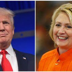 Donald Trump victorieux face à Hillary Clinton, le sondage choc