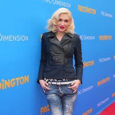 Gwen Stefani pose avec ses 3 enfants en pleine tournée (Photo)