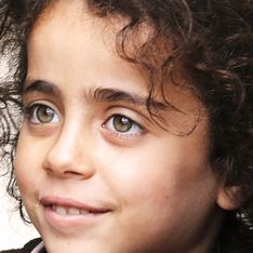 Las caras de la esperanza: son niños antes que refugiados