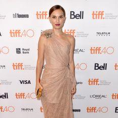 Natalie Portman époustouflante en Lanvin au Festival de Toronto (Photos)