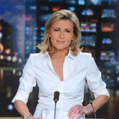 Les adieux émouvants de Claire Chazal au JT de 20 heures
