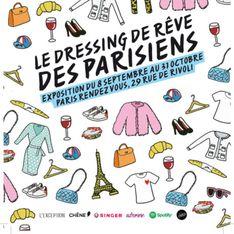 L'expo de la rentrée : Découvrez le dressing rêvé des Parisiens