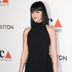 Katy Perry change encore de couleur de cheveux (Photos)