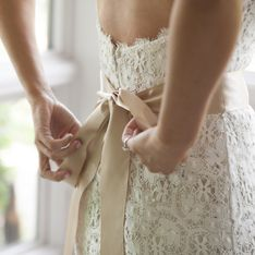 Qué vestido de novia me sienta mejor según mi morfología