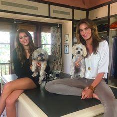 Cindy Crawford s'inquiète pour la carrière de top model de sa fille Kaia