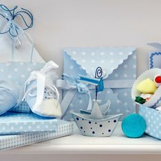 ¿Te han invitado a un bautizo? Aquí tienes algunas ideas de regalos originales para bebés