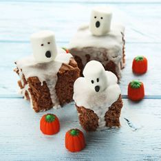 Halloween-Süßigkeiten zum Verschenken oder Selbernaschen