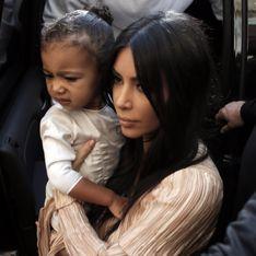 North West, adorable Minnie dans le dressing de Kim Kardashian (Photo)