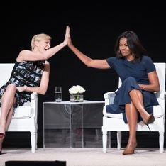 Charlize Theron et Michelle Obama, ensemble pour l'éducation des filles dans le monde