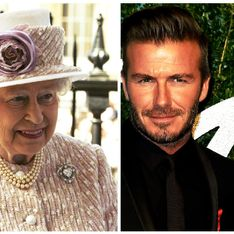 Les Beckham plus riches que la reine Elizabeth II