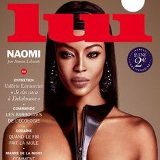 Naomi Campbell pose nue pour Lui (Photos)