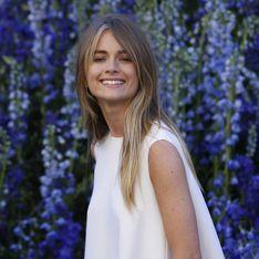 Cressida Bonas, l'ex du prince Harry, radieuse à la Fashion Week de Paris (Photos)