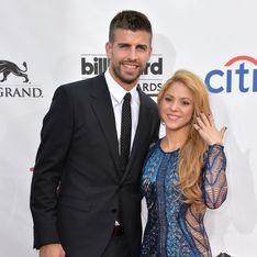 Shakira et Gerard Piqué en amoureux au concert de U2 (Photo)