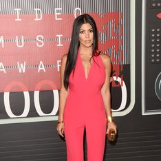 Kourtney Kardashian nue pour un shooting (Photo)