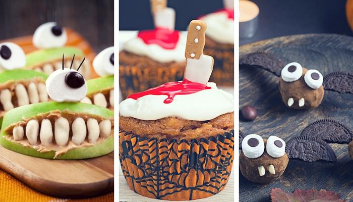 Gateau d\u0027Halloween  desserts rigolos pour Halloween