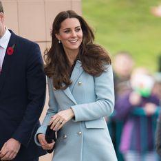 5 petits manteaux cintrés et branchés façon Kate Middleton