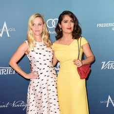 Salma Hayek, Gwyneth Paltrow, Reese Witherspoon : Les looks du Variety Power of Women (Photos)