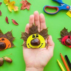 DIY im Herbst: Die schönsten Bastel- & Spielideen für Kinder