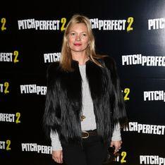 On copie le look douillet et rock de Kate Moss