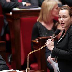 Enceinte, la secrétaire d'Etat Axelle Lemaire assume son congé maternité
