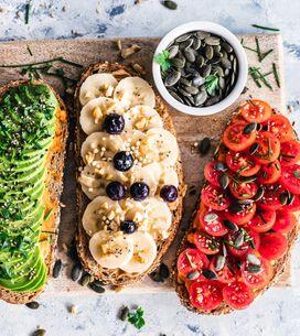 20 alimentos con muchas calorías que son saludables