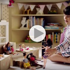Barbie® incite les filles à devenir ce qu'elles veulent dans sa nouvelle campagne (Vidéo)