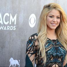 Shakira prend la pose avec ses fils (Photo)