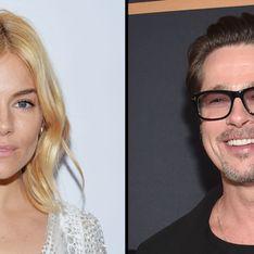 Sienna Miller et Brad Pitt trop proches sur le tournage de The Lost City of Z ?