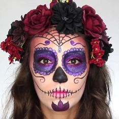 10 idées maquillage d'Halloween pour un costume de dernière minute