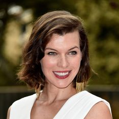 Ever, la fille de Milla Jovovich, est son portrait craché (Photo)