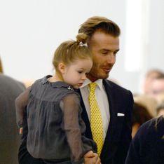 David Beckham dévoile son nouveau tatouage en l'honneur de sa fille (Photo)