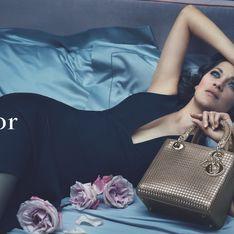 Marion Cotillard, une Lady Dior au sommet du glamour