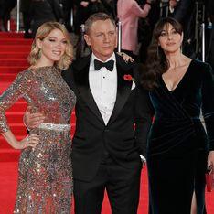 Léa Seydoux et Monica Bellucci renversantes aux côtés de Daniel Craig
