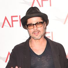 Brad Pitt torse nu et méconnaissable pour V Magazine (Photos)