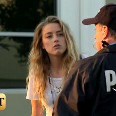Johnny Depp piège sa femme Amber Heard (Vidéo)