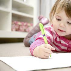 L'importance du dessin chez le tout-petit
