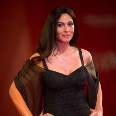 Monica Bellucci sensuelle en transparence pour LUI (Photo)