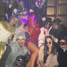 Kim Kardashian, Heidi Klum, Taylor Swift : Les meilleurs costumes de Halloween des stars (Photos)